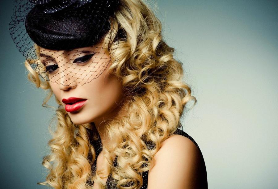 блондинки в вуале картинки такой богатый