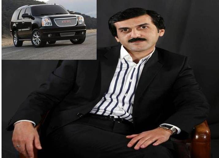 Azərbaycanlı prodüser 130 minlik avtomobil aldı