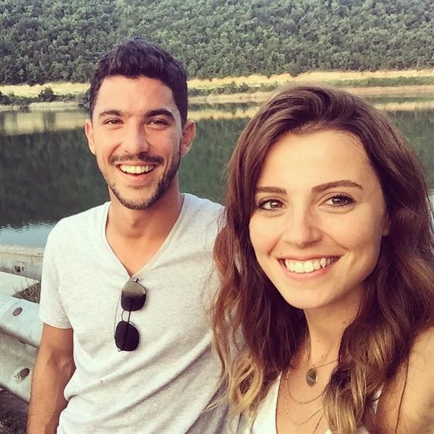 """""""Adı mutluluk""""un qəhrəmanları evlənir - Fotolar"""