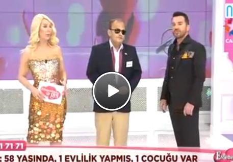 Evlilik proqramında milyonçu bəy - video