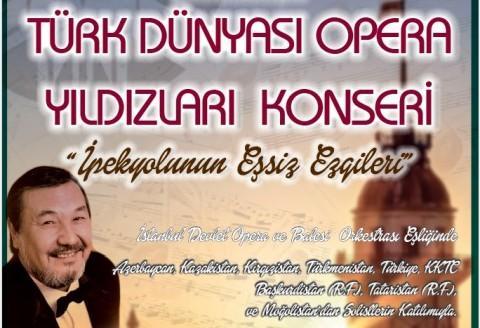 Azərbaycanlı operaçılar İstanbulda çıxış edəcəklər