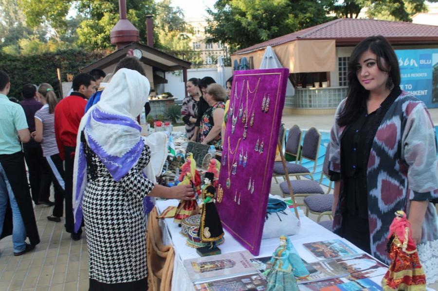 Azərbaycan mətbəxi festivalda mükafat aldı