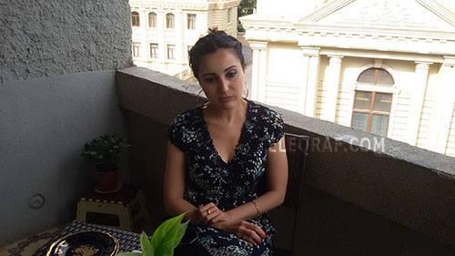 Flora Kərimovanın qızı həyat yoldaşından ayrılma səbəbini açıqladı