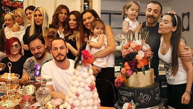 Ərindən Demet Akalının 44 yaşına sürpriz - foto