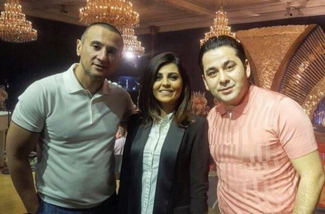 Gülay və Samir məşhur müğənni ilə bir arada – foto