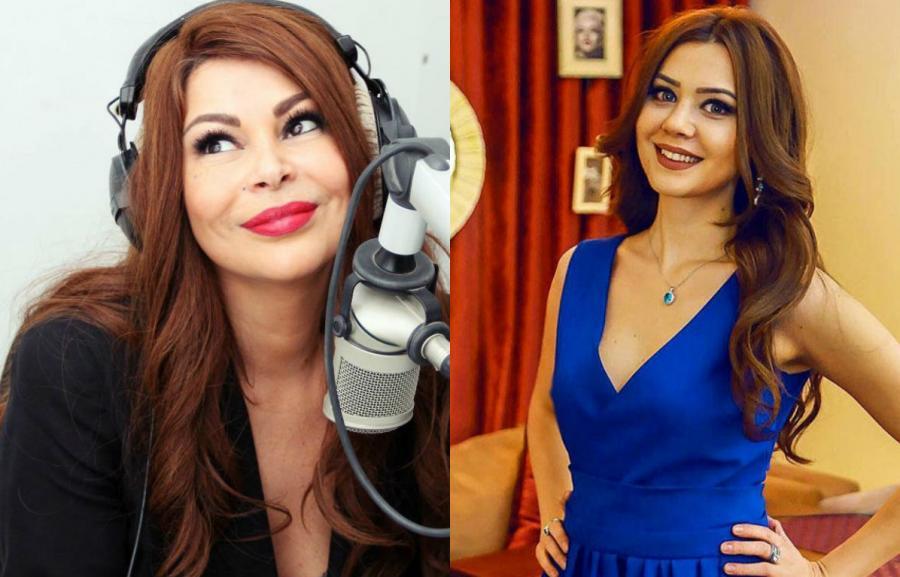 Aygün Kazımova ilə Oksana barışdı?