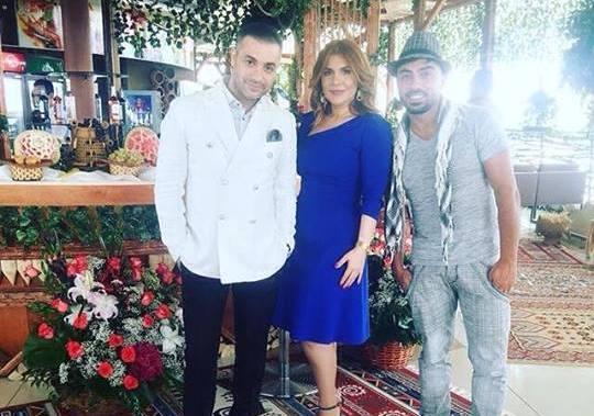 Azərbaycanlı müğənni ikinci restoranını açdı
