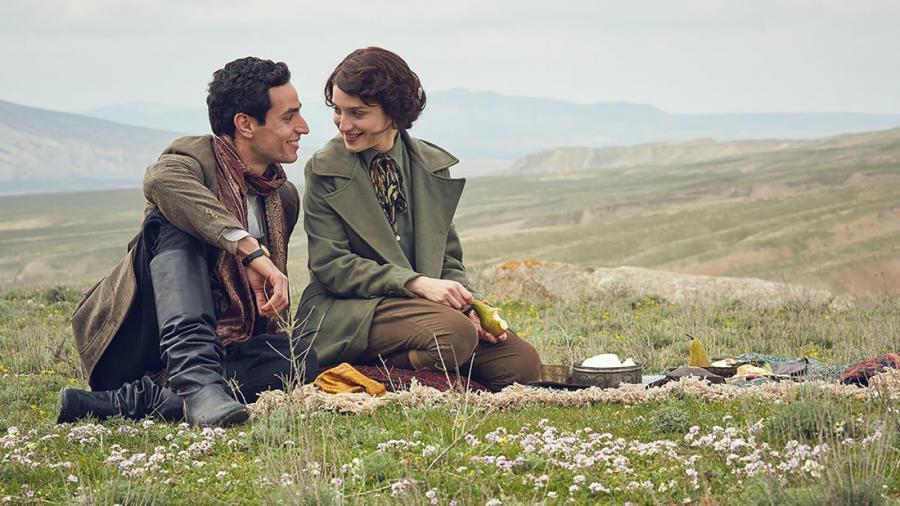 """""""Əli və Nino"""" Bakı kinoteatrlarında - video"""