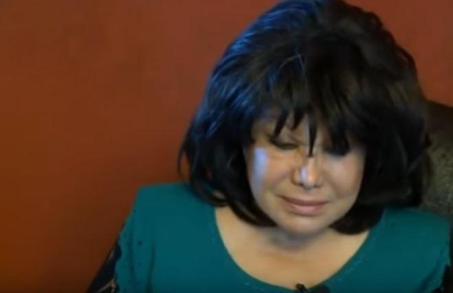 """Flora Kərimova ağladı: """"Nəvələrim mənsiz böyüyür"""""""
