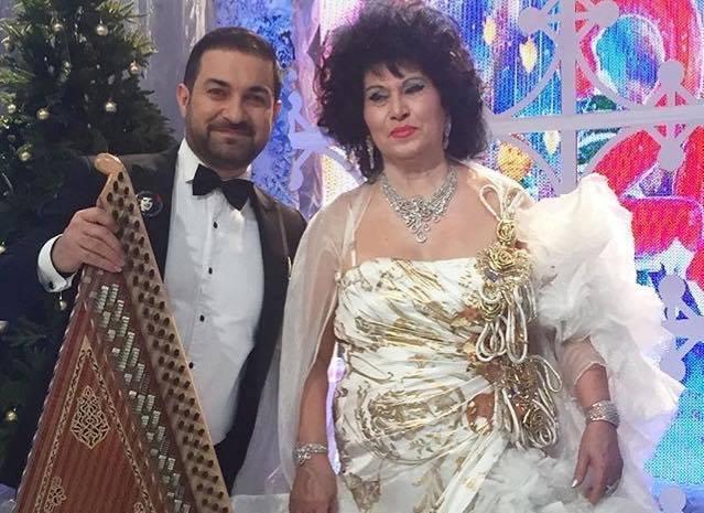 Zeynəb Xanlarovanın yeni fotosu