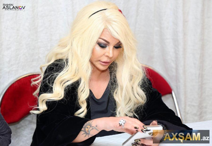 """Aygün Kazımovadan yeni mahnı:  """"Arama beni"""""""