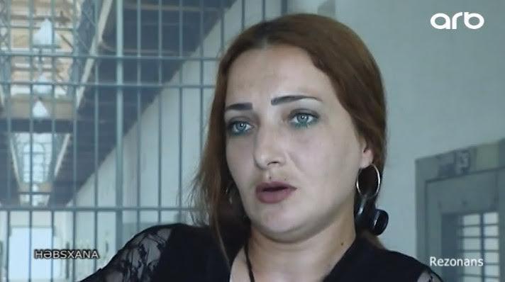 Həbsxanaya düşən gözəllik kraliçası: Dedim, mənə də vur... (video)