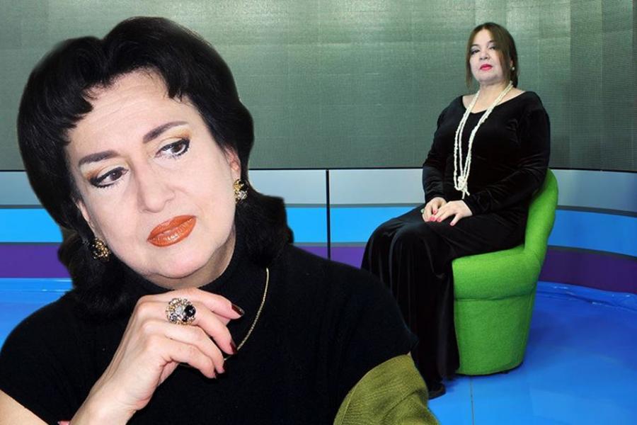 Kəmalə Rəhimli və Ruhəngiz Musəvi arasında qalmaqal - video