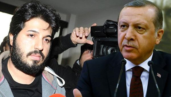 """""""Rza Zərrab atamın oğlu deyil, amma..."""" - Ərdoğan"""