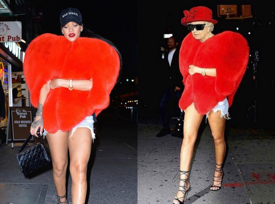 Rihannanın