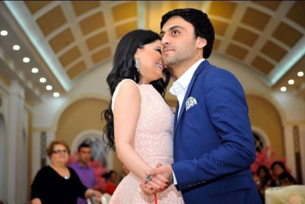 Natavanla Dadonun nişanından fotolar