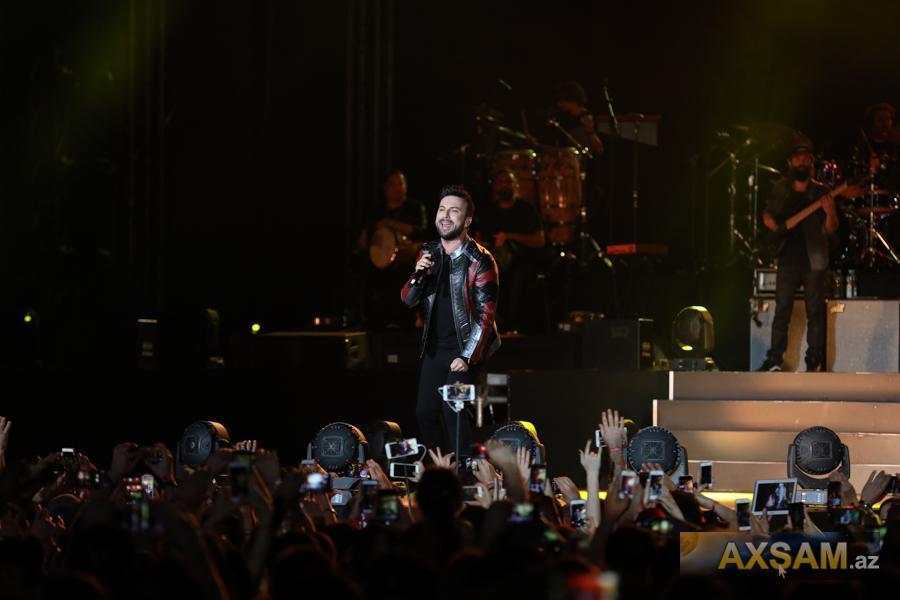 Tarkanın Bakı konsertindən videolar