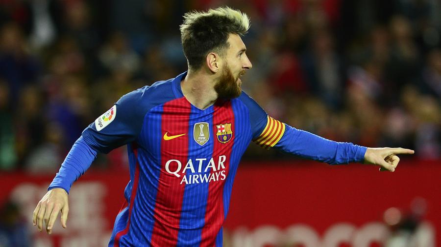 Messi bu hərəkəti ilə təəccübləndirdi - video