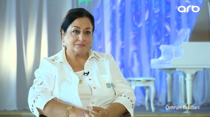 """""""Həyat yoldaşımın ruhu məndən əl çəkmir"""" -  əməkdar artist"""