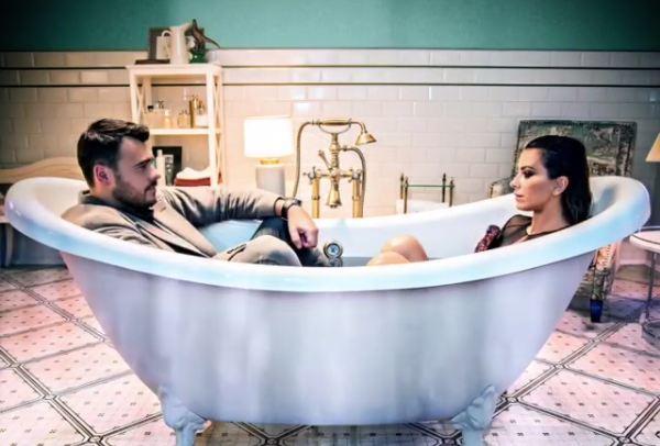 Eminlə Ani Lorak yenidən duet oxudu