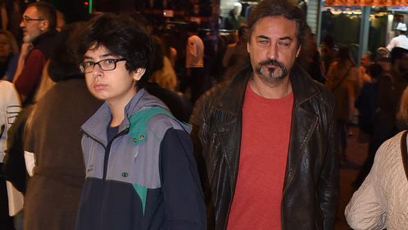 Çelikin mediadan gizlətdiyi 13 yaşlı oğlu - foto