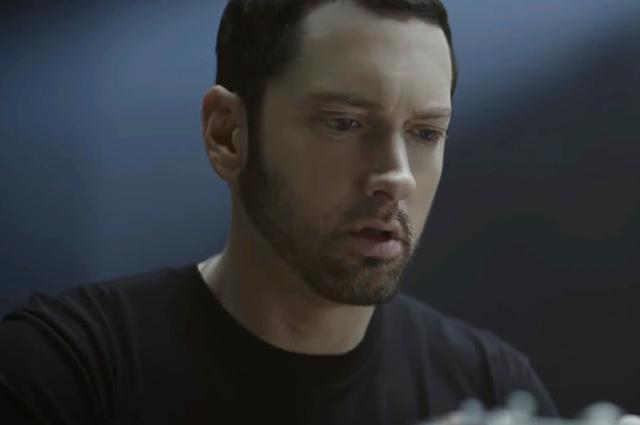 Eminem Beyonsla oxuduğu mahnısına klip çəkdirdi - video