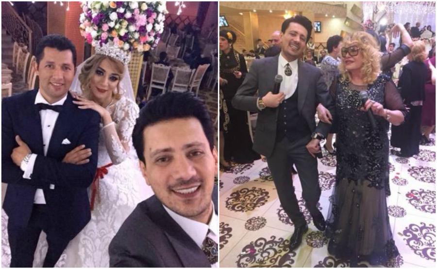 """Nisə Qasımovanın evində """"Vağzalı"""" çalındı -  video+fotolar"""