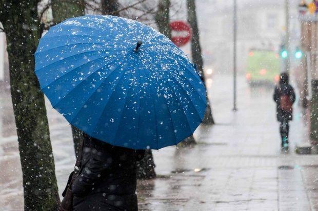 Sabah Azərbaycanda yağış və qar yağacağı gözlənilir