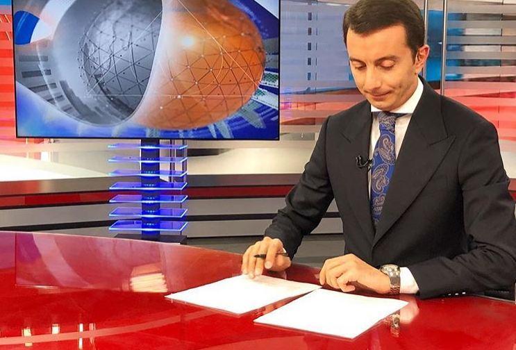 Ceyhun Əli ATV-dən getdi - İTV-də çalışacaq