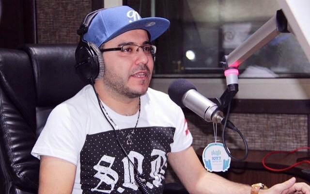 DJ Çina avtomobil qəzasına düşdü - Video