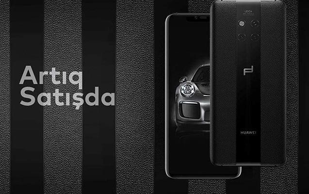 """Huawei""nin bu modeli regionda yalnız Azərbaycanda"