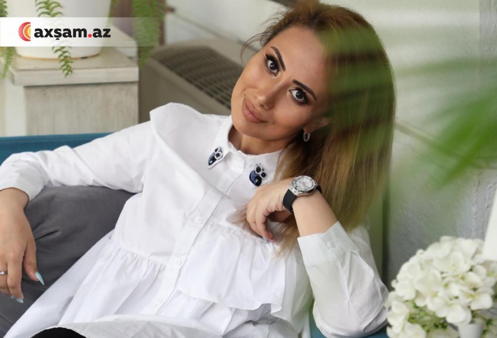 """""""Həbsimi sifariş etmişdilər"""" - Təranə Səmədova ilk dəfə danışdı - Video+Fotolar"""