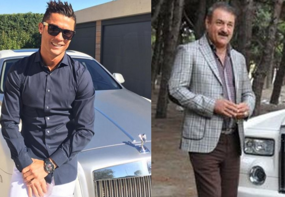 """""""Rolls Royce"""" bir məndə olub, bir də Ronaldoda"""""""