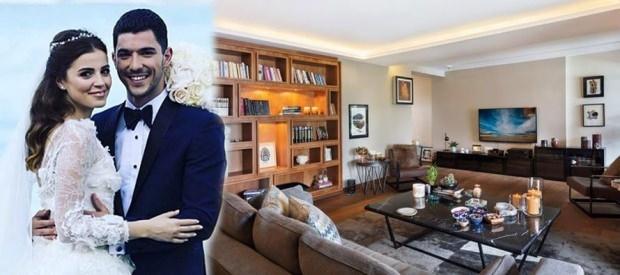 Arvadından boşanıb, 5,5 milyona villa aldı