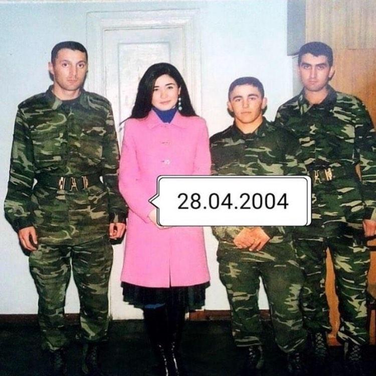 """""""Vaxtında başlasaydım, indi polkovnik idim"""" - Elnarə"""