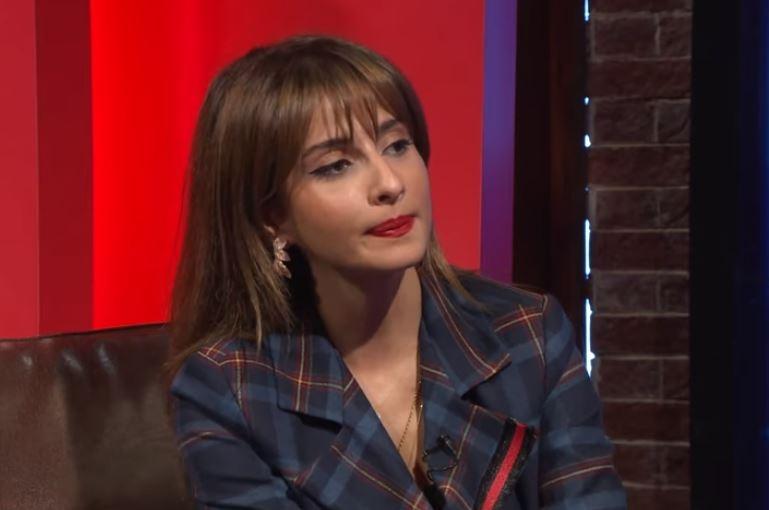 Leyla Quliyeva nazirin səsini bəyənmədi - Video