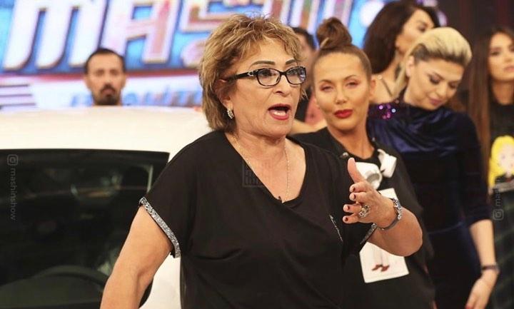 """Fatma Mahmudova yenə """"Maşın"""" şouda qaldı"""