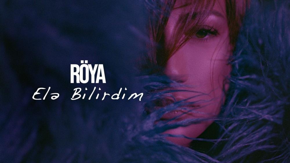 """Röya """"Elə bilirdim""""i təqdim etdi"""