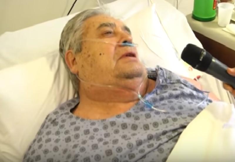 """Rəfael Dadaşov: """"Canıma qorxu düşdü"""" - Video"""