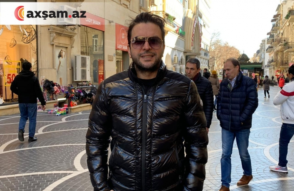 "Nihat Doğan ""Tarqovu""da -  Fotolar"