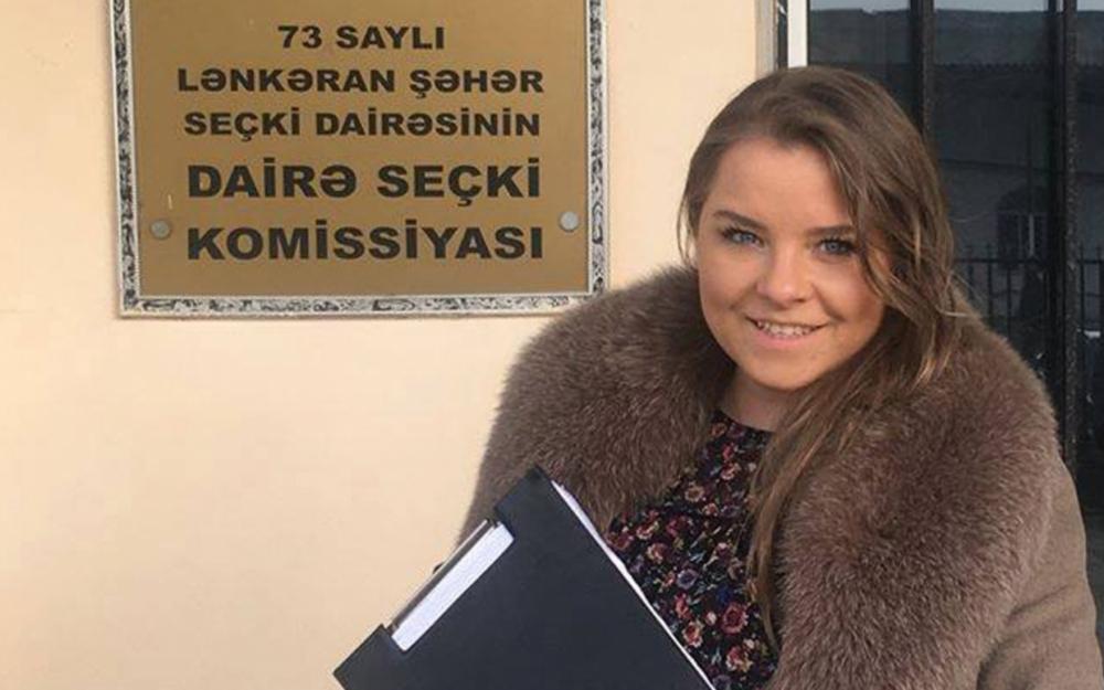Yelena Sidorenko namizədliyini geri götürdü