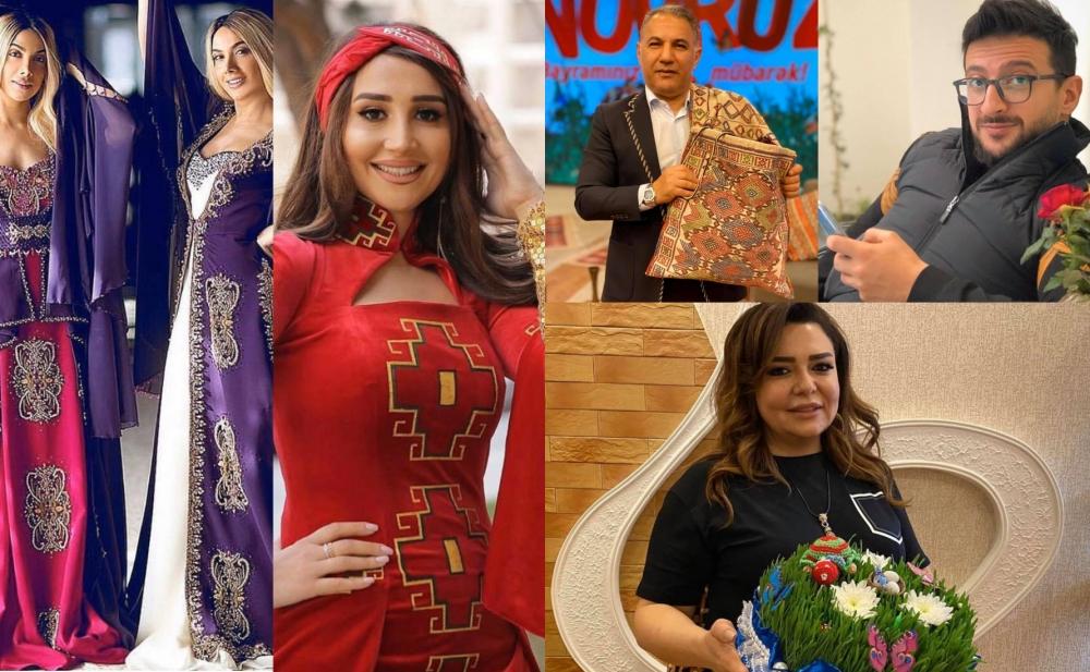 İnstaqramdakı bayram ab-havalı paylaşımlar