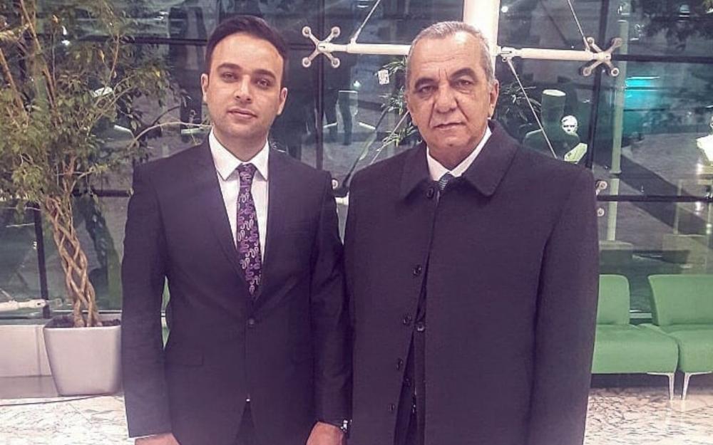Xalq artistinin oğlu Bakıya dönə bilmir