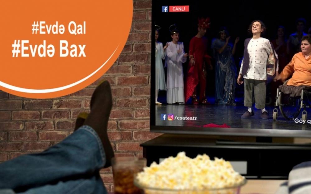 ƏSA Teatrı onlayn rejimə keçib