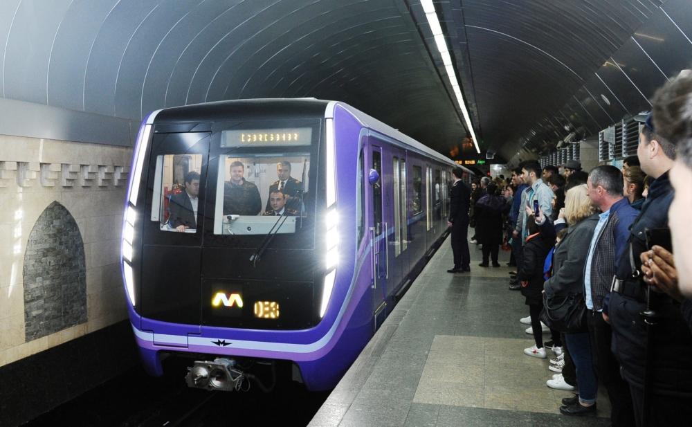 Bu gündən metro tam bağlanır