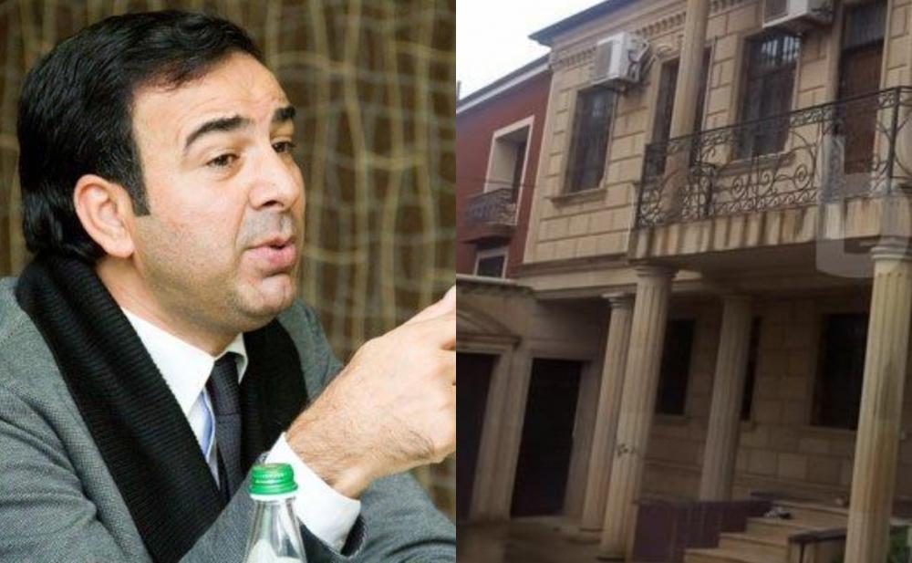 İlham Mirzəyev villasını niyə satışa çıxarıb?