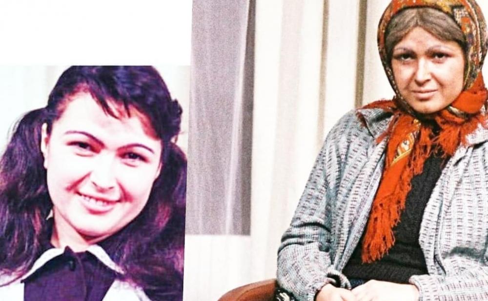 Firəngiz Mütəllimova 23 yaşında -  Fotolar