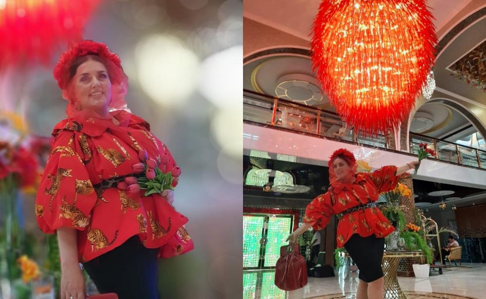 Elza Seyidcahan aparıcılıq edəcək - Fotolar