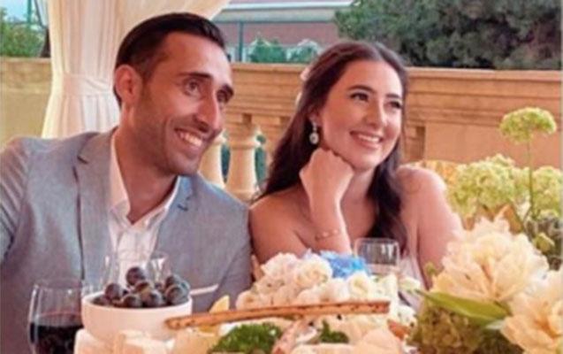 Ramiz Mehdiyevin nəvəsinə - eks deputatın qızına toy məclisi qurulub (video)