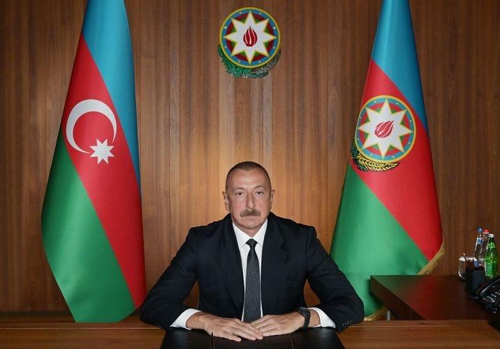 Prezident erməni təxribatından danışdı